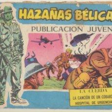 Tebeos: HAZAÑAS BÉLICAS AZUL Nº 330.. Lote 49907215