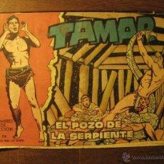 Tebeos: TAMAR - Nº 73 - EDICIONES TORAY 1961. Lote 49916335