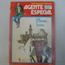 Tebeos: AGENTE ESPECIAL Nº 1 1974. Lote 49953853