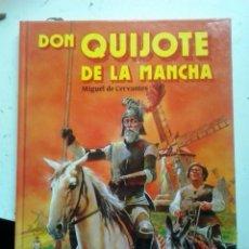 Tebeos: DON QUIJOTE DE LA MANCHA-EDICIONES TORAY-1992. Lote 50212828