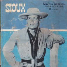 Tebeos: COMIC COLECCION SIOUX Nº 76. Lote 50217952