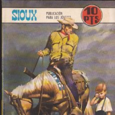 Tebeos: COMIC COLECCION SIOUX Nº 124. Lote 50217955