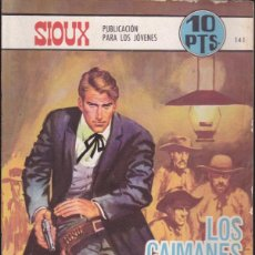 Tebeos: COMIC COLECCION SIOUX Nº 141. Lote 50217966