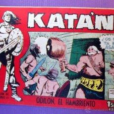 Tebeos: KATÁN - Nº 18 - EDICIONES TORAY - ORIGINAL. Lote 50306331