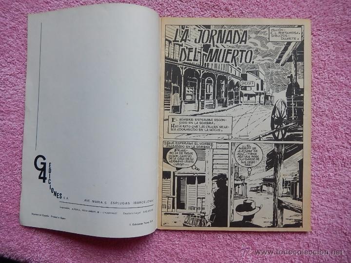 Tebeos: hazañas del oeste 6 ediciones g4 1987 - Foto 2 - 50338934