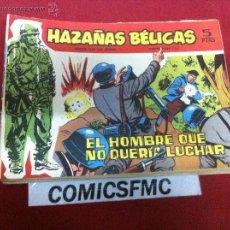 Livros de Banda Desenhada: HAZAÑAS BELICAS SERIE ROJA NUMERO 137 MUY BUEN ESTADO. Lote 50461826