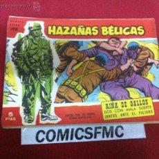 Livros de Banda Desenhada: HAZAÑAS BELICAS SERIE ROJA NUMERO 115 MUY BUEN ESTADO. Lote 50461862