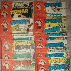 Tebeos: TAMAR COMPLETA 186 NUMEROS (MUY BUEN ESTADO). Lote 50627043