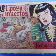 Tebeos: FLECHA NEGRA , NUMERO 16 , EL POZO DE LOS MUERTOS - BOIXCAR , EDITORIAL TORAY. Lote 50742581