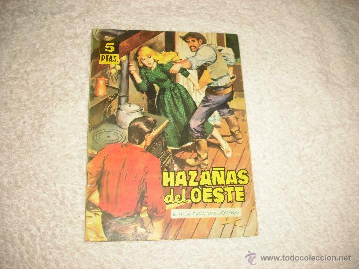 HAZAÑAS DEL OESTE 53 (Tebeos y Comics - Toray - Hazañas del Oeste)