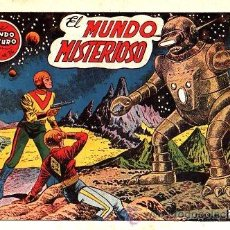 Tebeos: MUNDO FUTURO (TORAY) Nº 36. Lote 50760288
