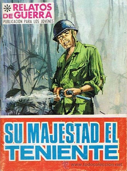 CÓMIC RELATOS DE GUERRA Nº 140 (Tebeos y Comics - Toray - Otros)