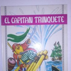 Tebeos: EL CAPITÁN TRINQUETE-Nº1-1970-UNA SERIE A DESCUBRIR-EL GRAN JORGE NABAU-FLAMANTE-MUY RARO-4539. Lote 147503648
