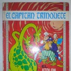 Tebeos: EL CAPITÁN TRINQUETE-Nº4-1970-UNA SERIE A DESCUBRIR-EL GRAN JORGE NABAU-REGULAR-MUY RARO-4540. Lote 51129118