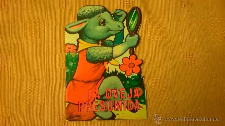 CUENTOS PEQUEÑO ZOO - LA OVEJA PRESUMIDA - ESPAÑA - 1967 - COMO NUEVO - RARO! (Tebeos y Comics - Toray - Otros)