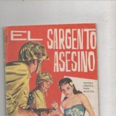 Tebeos: HAZAÑAS BELICAS Nº 86 - EL SARGENTO ASESINO -TORAY 1964.DA. Lote 51231507