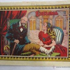 Tebeos - coleccion azucena , numero 317 , evalina , rosa galceran, - 51235018
