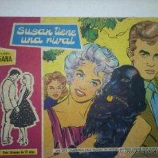 BDs: SUSANA- Nº 70 -SUSAN TIENE UNA RIVAL-1960-EL GRAN JULIÁN MOROTE-MARÍA PASCUAL-BELLÍSIMO-LEA-4626. Lote 51476740