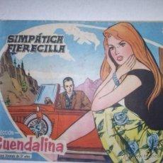 Tebeos: GUENDALINA-Nº20-1959-´SIMPÁTICA FIERECILLA`- EL GRAN JORGE FRANCH-MARAVILLOSO-BUEN ESTADO-4638. Lote 51481410