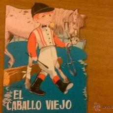 Tebeos: CUENTOS TORAY - EL CABALLO VIEJO (E. SOTILLOS/ MARÍA PASCUAL) - Nº 110 - 1963 - ESPAÑA - IMPECABLE. Lote 51513940