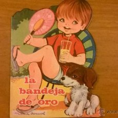 Tebeos: CUENTOS TORAY - LA BANDEJA DE ORO (J. CARRERA/ M. PASCUAL) - Nº 183 - 1966 - ESPAÑA - IMPECABLE. Lote 51514000