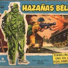 Tebeos: LOTE 11 COMICS HAZAÑAS BELICAS NUMERO EXTRA (NUMEROS 2 14 15 17 31 39 40 87 112 138 167 . Lote 51548533