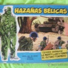 Tebeos: HAZAÑAS BÉLICAS VOL.58 TORAY COMIC. Lote 51837765
