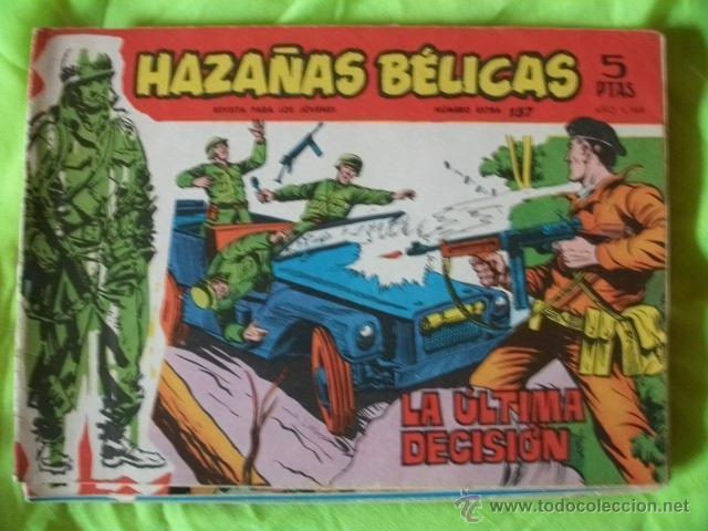 HAZAÑAS BÉLICAS SERIE ROJA EXTRA Nº 157 TORAY CÓMIC (Tebeos y Comics - Toray - Hazañas Bélicas)