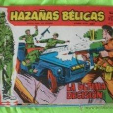 Tebeos: HAZAÑAS BÉLICAS SERIE ROJA EXTRA Nº 157 TORAY. Lote 51839036