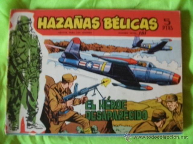 HAZAÑAS BÉLICAS SERIE ROJA EXTRA Nº 151 TORAY CÓMIC (Tebeos y Comics - Toray - Hazañas Bélicas)