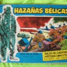 Tebeos: HAZAÑAS BELICAS Nº 251 MUY BIEN CONSERVADO. Lote 51840474