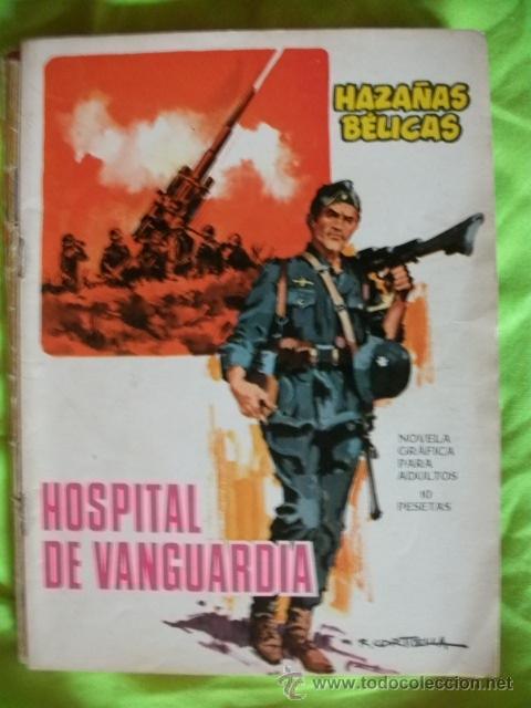 HAZAÑAS BÉLICAS Nº 155 MUY BIEN CONSERVADO CÓMIC (Tebeos y Comics - Toray - Hazañas Bélicas)