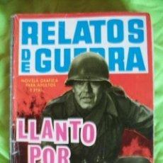 Tebeos: RELATOS DE GUERRA Nº 105 HENRY FONDA. Lote 51848947