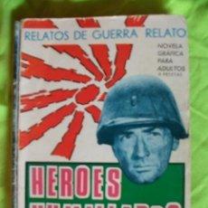 Tebeos: RELATOS DE GUERRA Nº 87. Lote 51849007