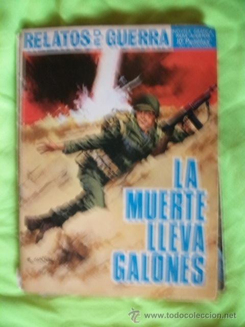 RELATOS DE GUERRA Nº 123 (Tebeos y Comics - Toray - Otros)