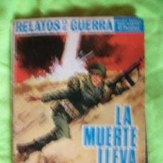 Tebeos: RELATOS DE GUERRA Nº 123. Lote 51849076
