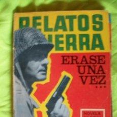 Tebeos: RELATOS DE GUERRA Nº 110 COMIC. Lote 51849103