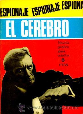 ESPIONAJE Nº 48: EL CEREBRO (TORAY, 1967) (Tebeos y Comics - Toray - Espionaje)