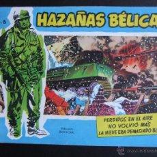 Tebeos: HAZAÑAS BELICAS SERIE AZUL VOL.8 EDICIONES TORAY 1957 ORIGINAL 1ª EDICION. Lote 52018434