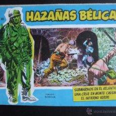 Tebeos: HAZAÑAS BELICAS SERIE AZUL VOL.10 EDICIONES TORAY 1957 ORIGINAL 1ª EDICION. Lote 52018493