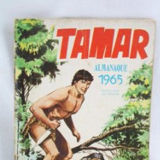 Tebeos: CÓMIC TAMAR. ALMANAQUE 1965 - ED. TORAY - AÑOS 60. Lote 52030223