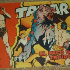 Tebeos: TAMAR- Nº 56 - TORAY 1961 - ORIGINAL. Lote 52129203