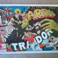 Tebeos: EL DIABLO DE LOS MARES , ALBUM Nº IV - TORAY -T. Lote 52314476