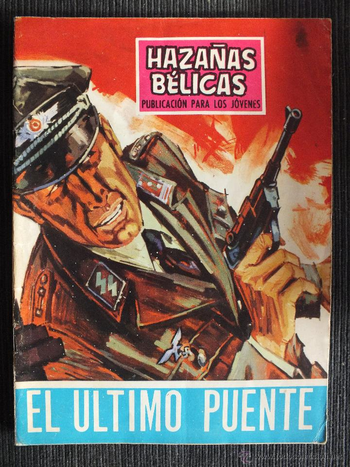 HAZAÑAS BELICAS Nº 186 NOVELAS GRAFICAS EDICIONES TORAY (Tebeos y Comics - Toray - Hazañas Bélicas)