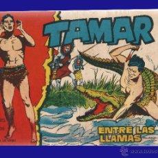 Tebeos: TAMAR - ENTRE LAS LLAMAS - EDICIONES TORAY - Nº 10. Lote 52473403