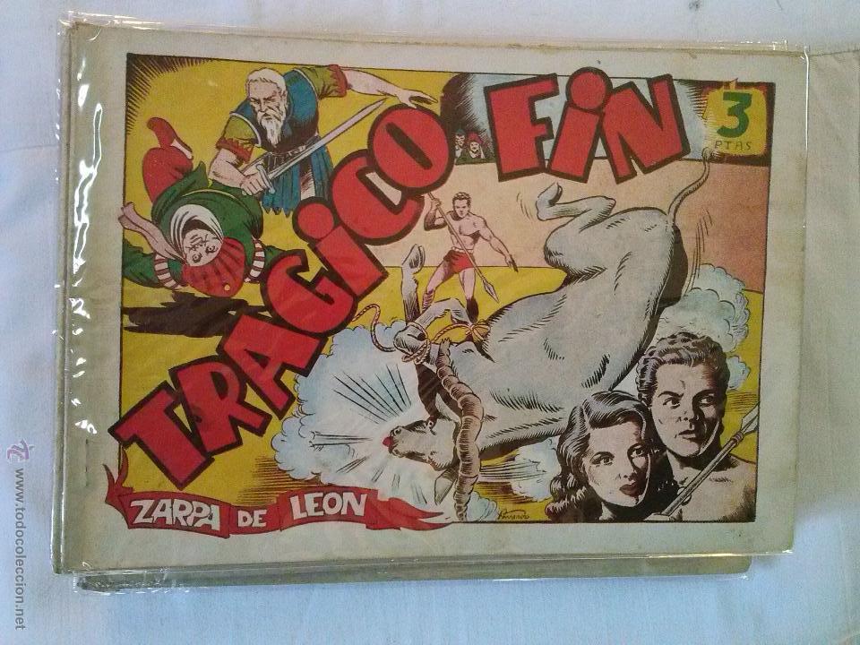 ZARPA DE LEON ,ALBUMES 20 NºS - COMPLETA - ORIGINAL -TORAY- GA (Tebeos y Comics - Toray - Zarpa de León)