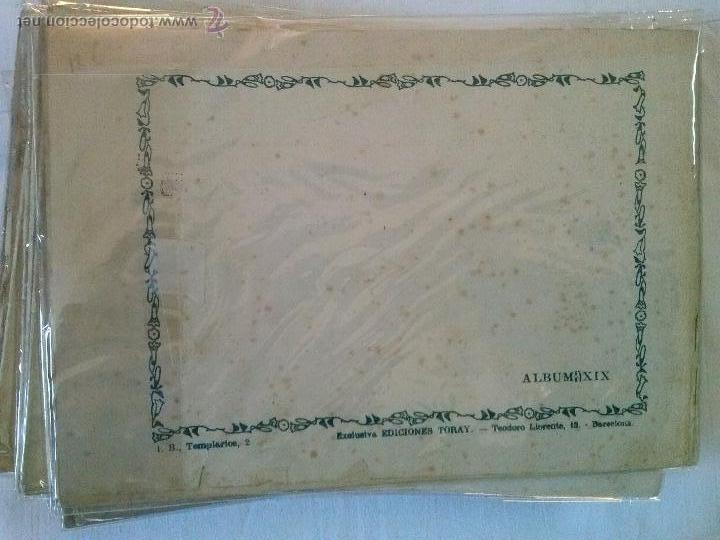 Tebeos: zarpa de leon ,albumes 20 nºs - completa - original -toray- ga - Foto 2 - 52587418