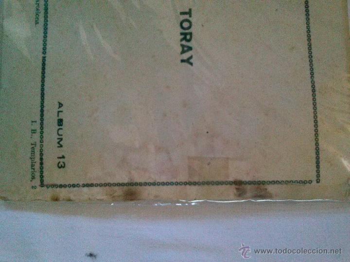 Tebeos: zarpa de leon ,albumes 20 nºs - completa - original -toray- ga - Foto 4 - 52587418