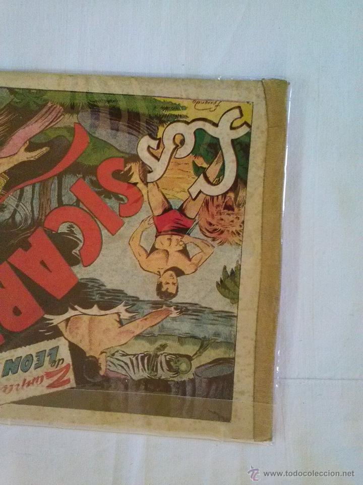 Tebeos: zarpa de leon ,albumes 20 nºs - completa - original -toray- ga - Foto 5 - 52587418