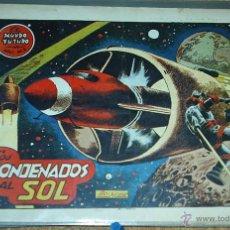 Tebeos: EL MUNDO FUTURO Nº 2 - TORAY 1955 - ORIGINAL. Lote 52593379